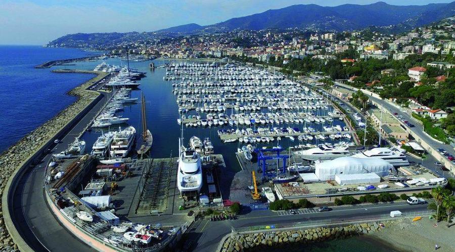 Sanremo il porto