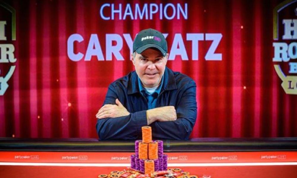British Poker Open – Katz vince l'High Roller, Soverel è l'MVP!