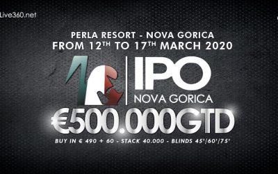 Svelato il programma di IPO Nova Gorica. Novità riguardano i side e….