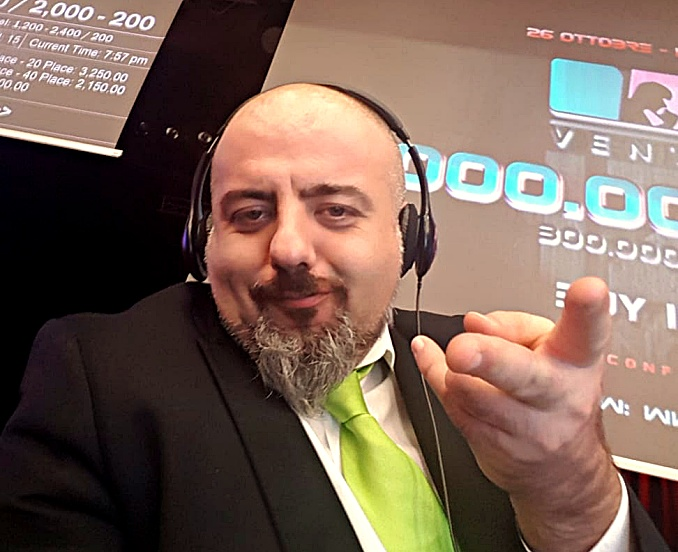 """Filippo """"Antani"""" Giorgi: """"L'IPO è come il primo amore ma già a Nova Gorica tantissime novità nella comunicazione"""""""