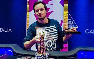 IPO Story, Mathias Jordi vince l'edizione 23, quella del dominio straniero. Ma quanti notables a premio!