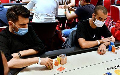 IPO 888Poker San Marino, Di Domenico comanda ed elimina Shehadeh, Xu prosciuga Rotundo e siamo 10 left!