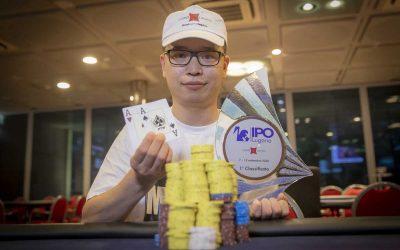 Jin Xi vince la prima edizione di IPO Master Lugano dei record! Ecco tutti i premi e l'appuntamento di ottobre a San Marino!