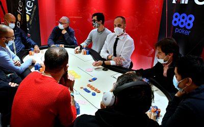 IPO 888Poker San Marino, Morra elimina anche Miquel ed è super chip leader! Radicchi perde ma rimane tra i migliori! Ecco il final table da 9 players