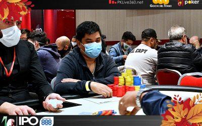 IPO 888Poker San Marino, Wang Chaofei azzoppa Politi, elimina Calvaresi e sale in cattedra con 2,6 milioni a 70 left!