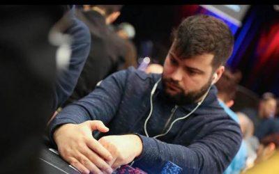 """Alessandro """"aleppp"""" Giannelli finalmente IPO! Il player toscano vince il main online su 888Poker.it dopo il final table di Nova Gorica e tanti itm, il Mini va a m4g1c99"""