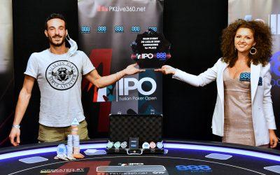 """Andrea Ricci vince l'IPO888poker San Marino su 1.497 entries e su un super final table: """"Torneo con tante difficoltà ma che gioia!"""""""