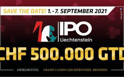 IPO Liechtenstein, il benvenuto ai players dal manager Dündar: ecco tutto quello che c'è da sapere dalle regole della poker room al buffet fino alla tassazione e ai premi cash