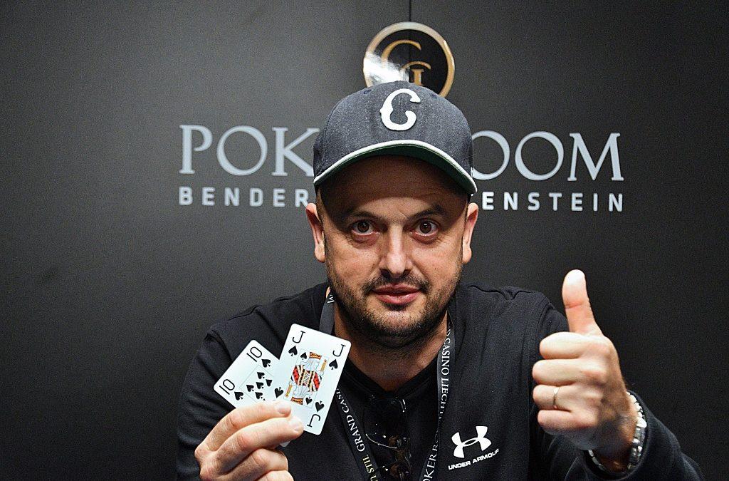 Giorgio Soceanu vince l'IPO Master Liechtenstein e si conferma reg del torneo dopo il nono posto di Sanremo! Piccolo, grande successo al Sunday!
